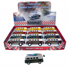 DC-KT5060DFS - 1:32 VW COMBIE VAN WITH COLOUR BOARD